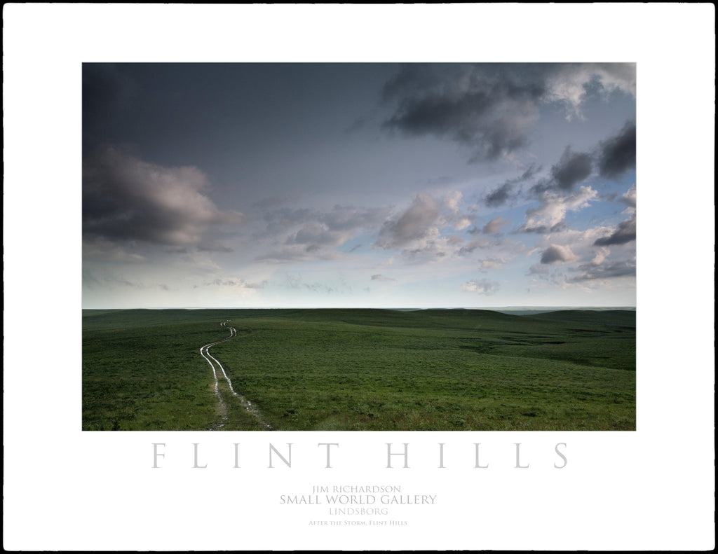After the Storm - Flint Hills of KS