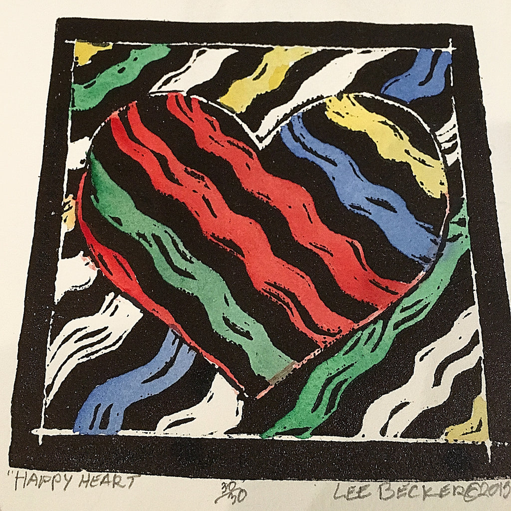 """Happy Heart"" - Lee Becker"