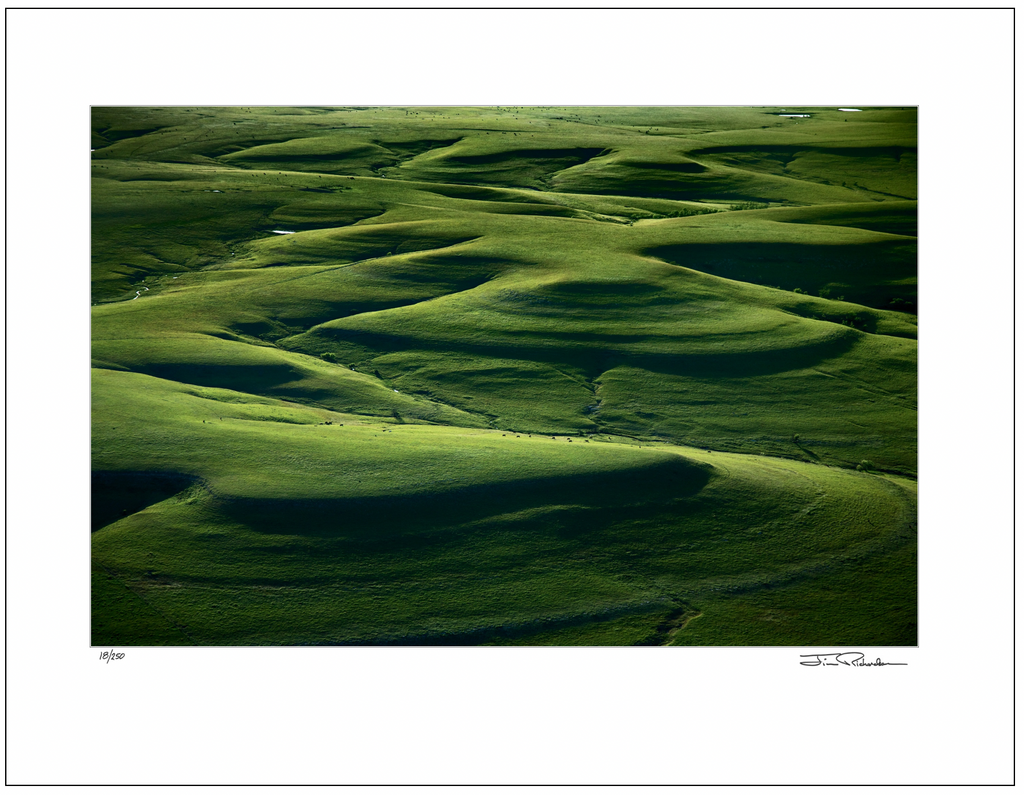 Forms of the Flint Hills, Kansas