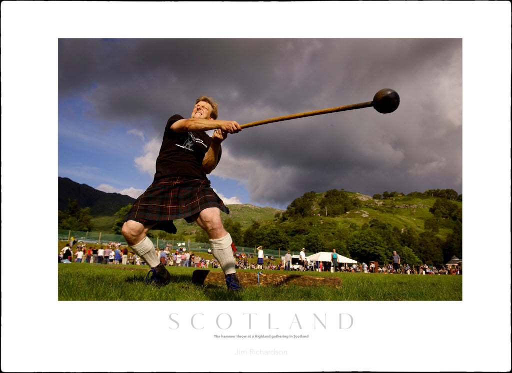 Glenfinnan Highland Gathering, Scotland