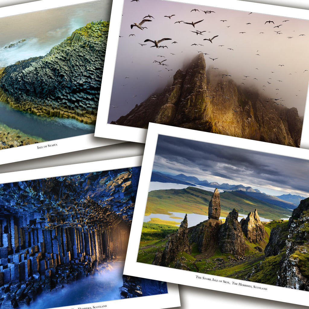 Hebrides Cards - Box of 8