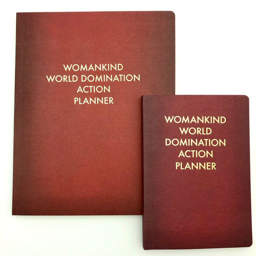 Womankind World Domination