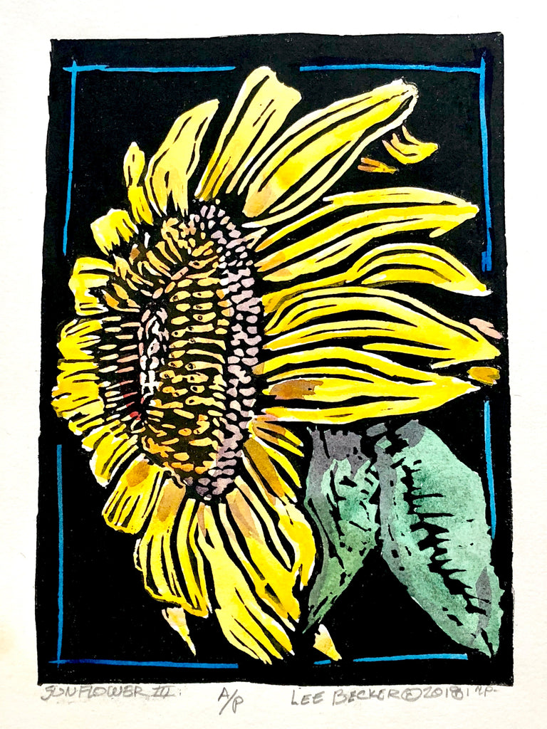 """Sunflower III"" - Lee Becker"