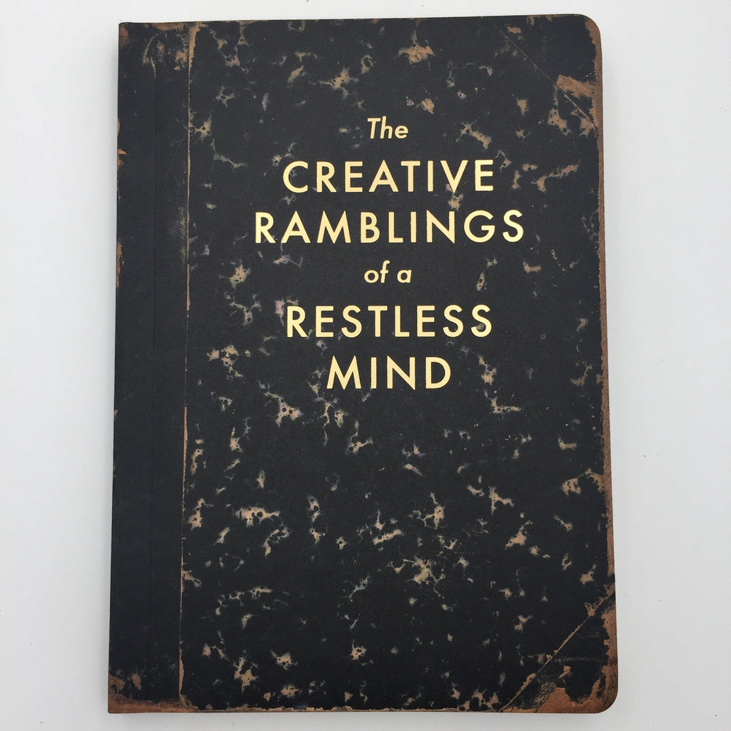 The Creative Ramblings of a Restless Mind