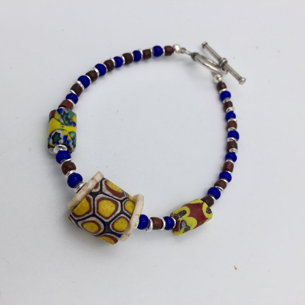 Antique Millefiori Bracelet