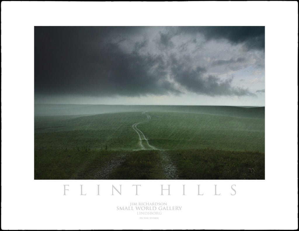 In the Storm - Flint Hills of KS