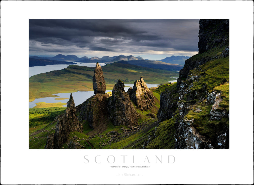 Old Man of Storr, Isle for Skye, Scotland
