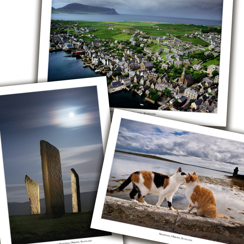 Orkney Cards - Box of 8