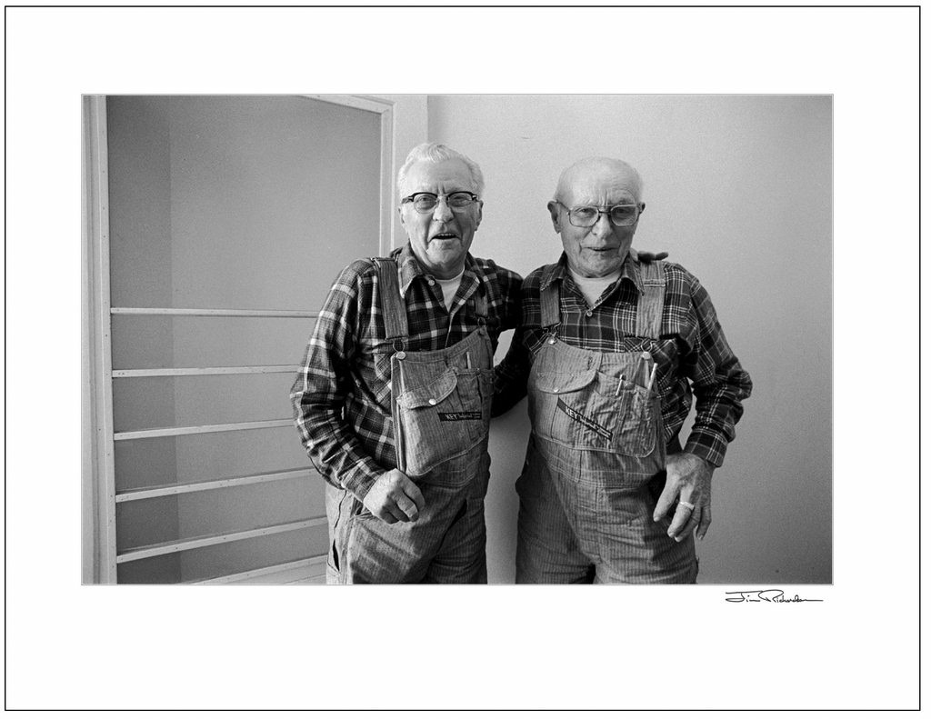 Neighors and Widowers, Cuba, Kansas