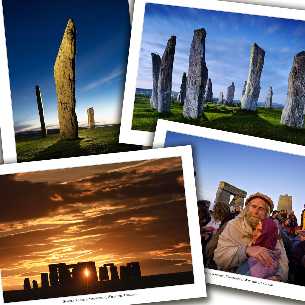 Standing Stones Cards - Box of 8