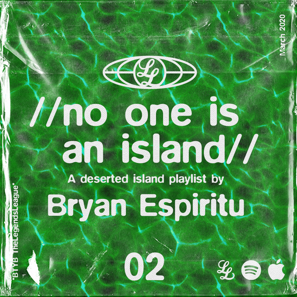 No One Is An Island 02 - Bryan Espiritu