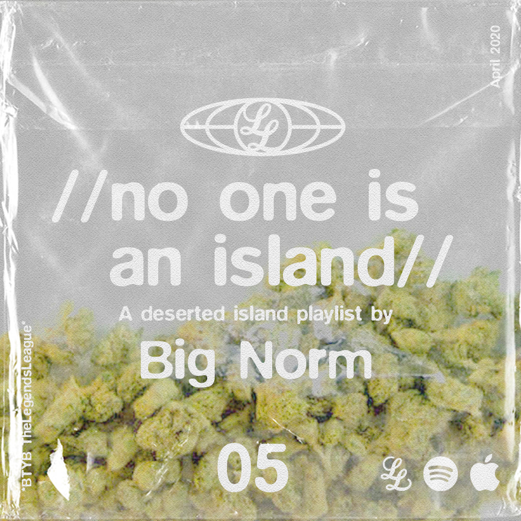 No One Is An Island 05 - Big Norm