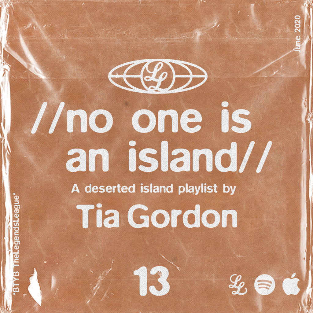 No One Is An Island 13 - Tia Gordon