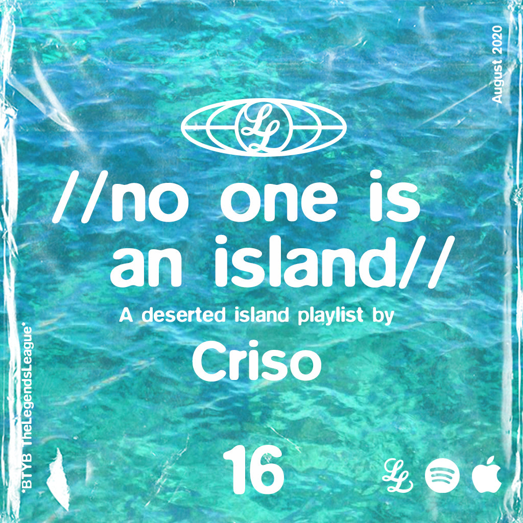 No One Is An Island 16 - Criso