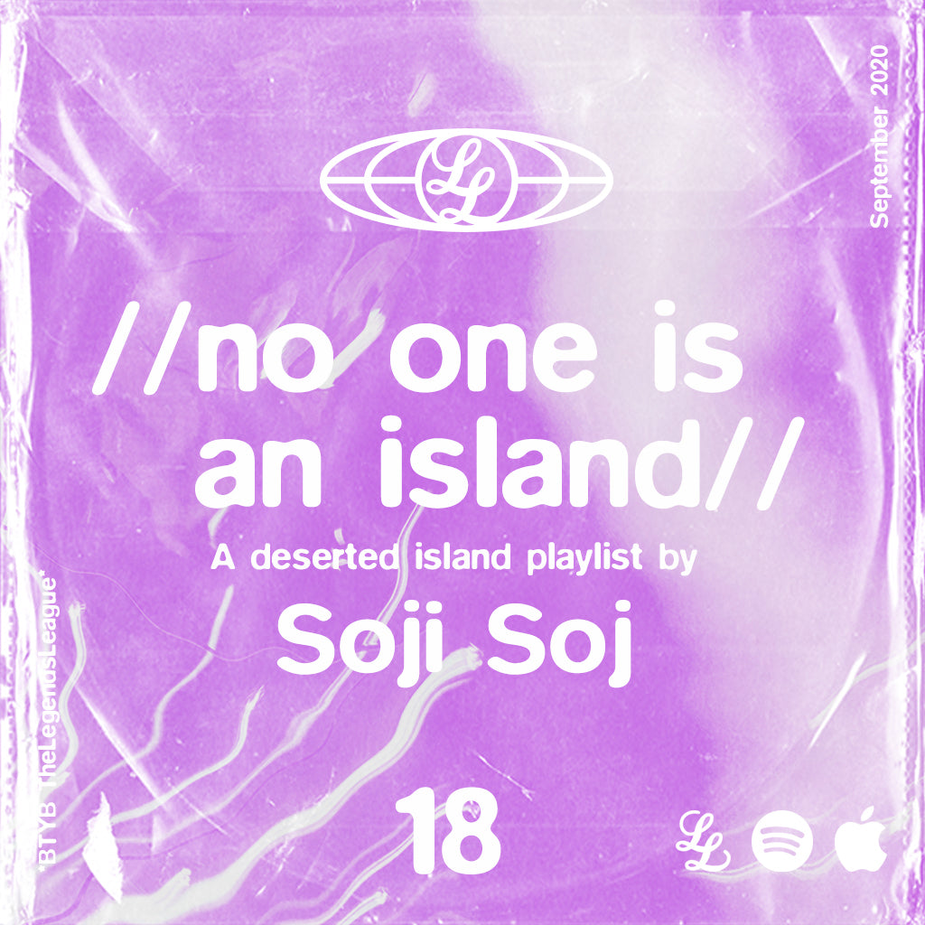 No One Is An Island 18 - Soji Soj