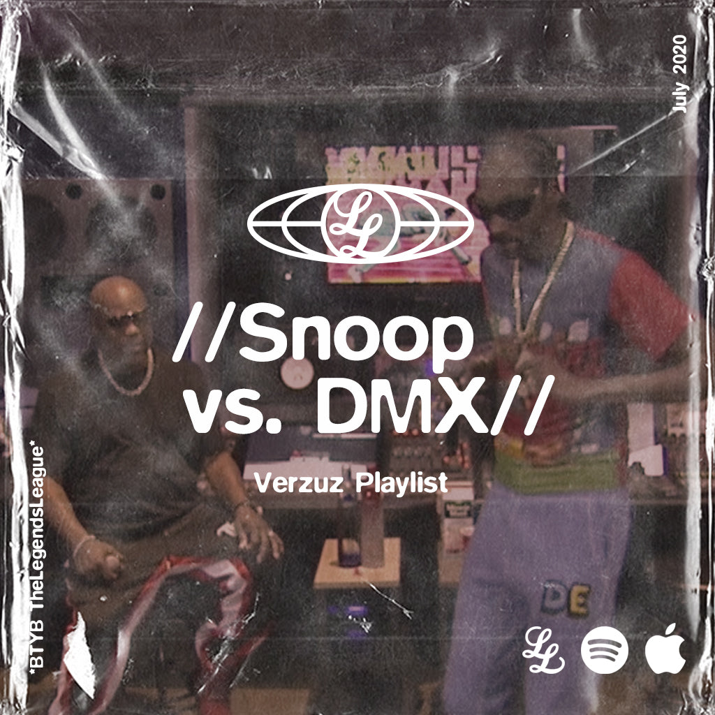 VERZUZ Playlist: Snoop vs. DMX