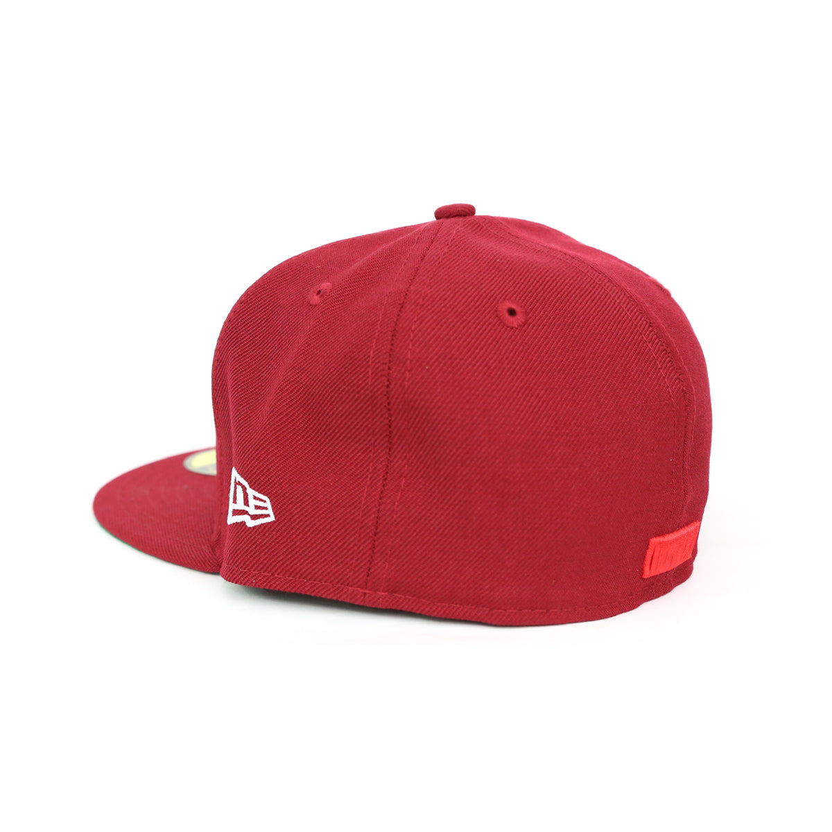 STAPLE LL NEW ERA 59FIFTY CAP [BURGUNDY]