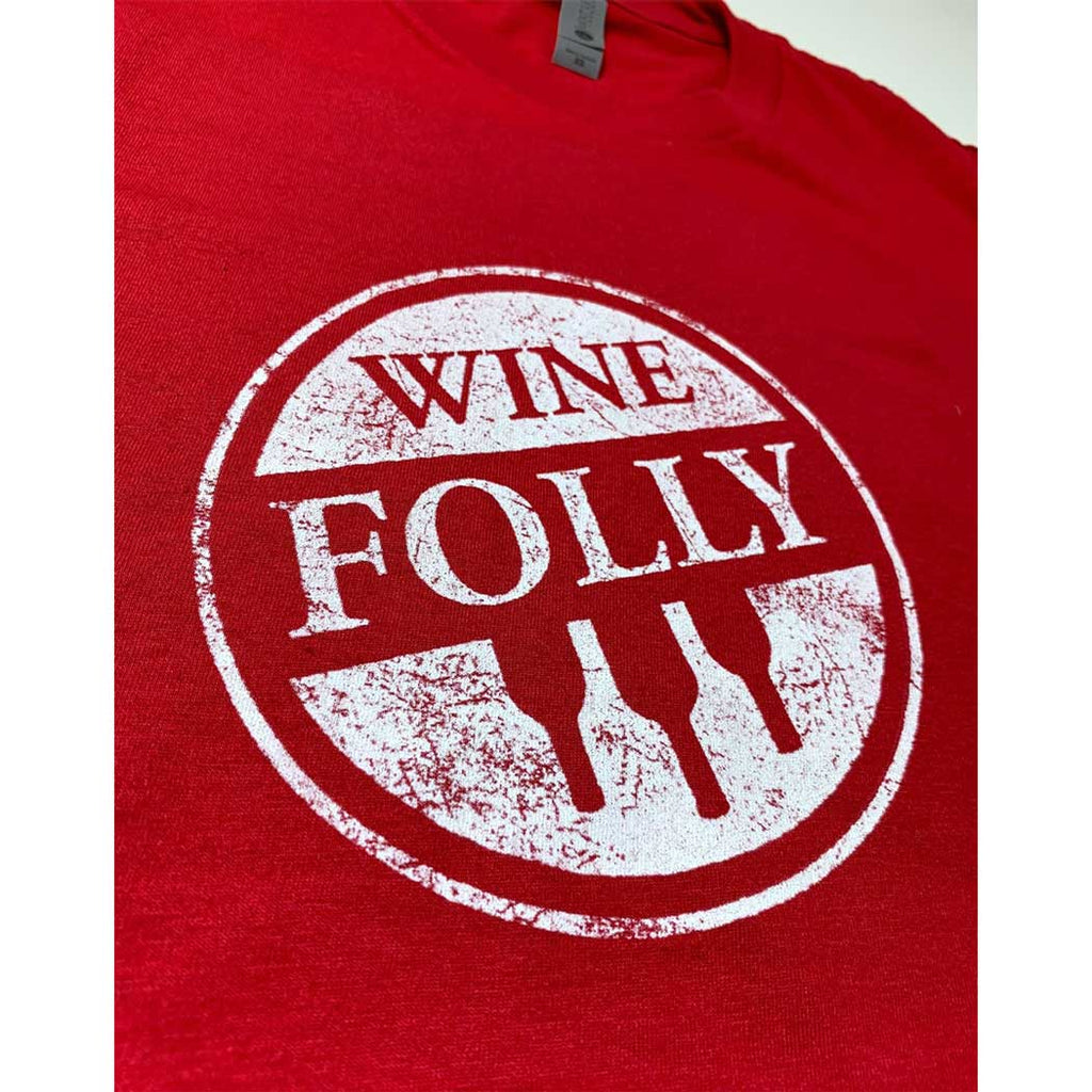 Wine Folly Original Logo T-Shirt