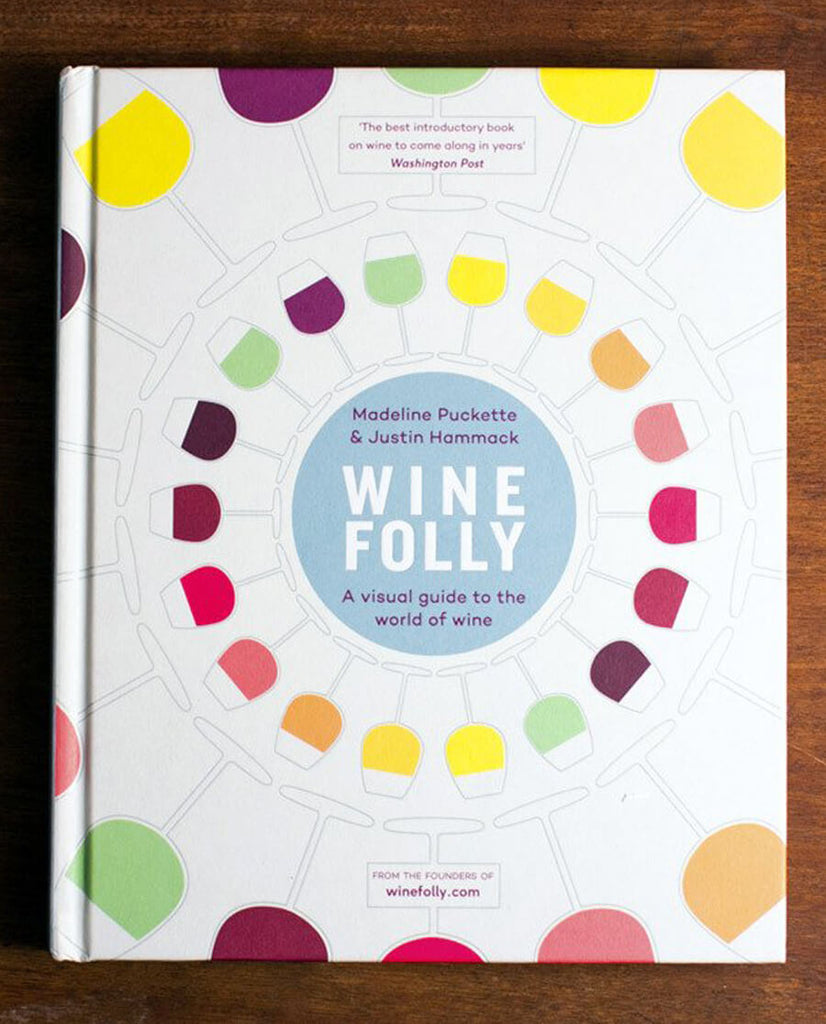 Wine Foly: A Visual Guide to the World of Wine - Essential Guide UK Edition (1st version) Cover