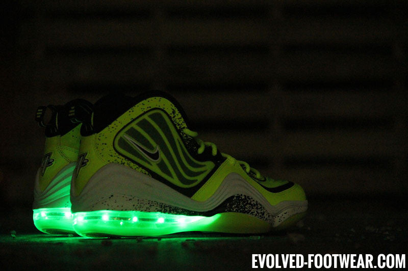 light up nikes penny