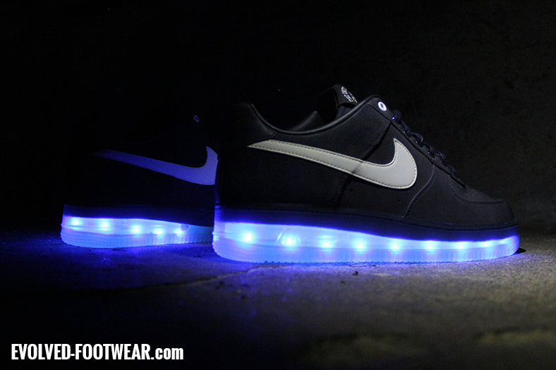 Nike Air Force 1 Light Up LED Shoes Evolved Footwear