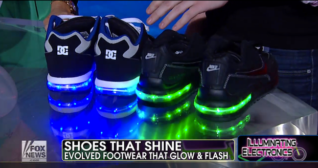 Shoes That Shine