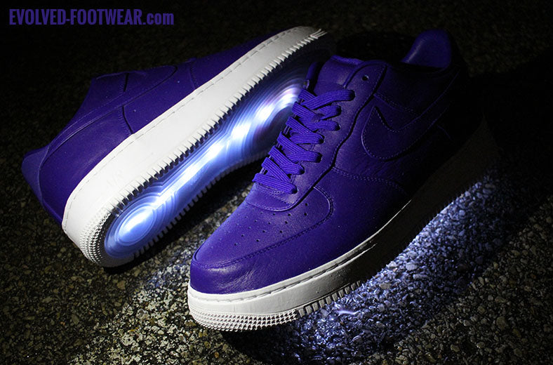 Light UP Air Force 1 Nike Evolved Footwear