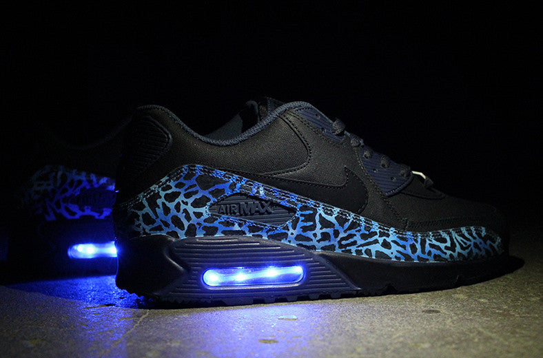 PROJECT SERIES 10: ANOTHER CUSTOMIZED NIKE AIR MAX 90