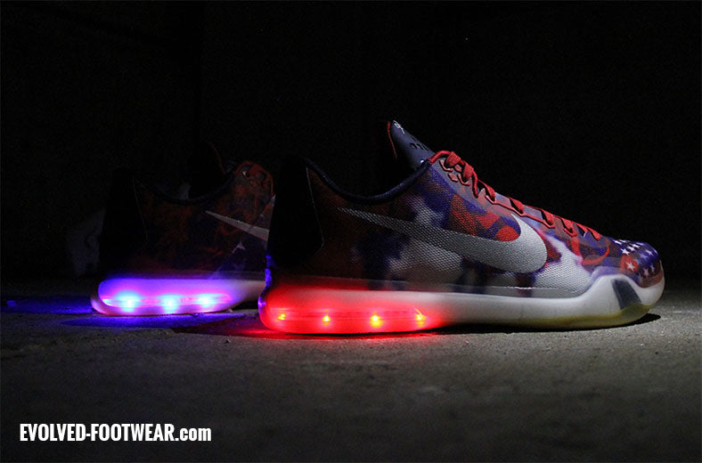 Nike Shoes With Lights On The Bottom