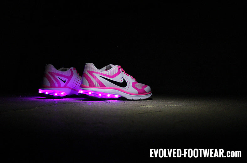 These exact Nikes are long sold out but you can view our latest option of  womens light up shoes in our shop here! 967d155c6
