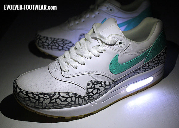NIKE AIR MAX 1 PROJECT 11: TIFFANY ELEPHANT