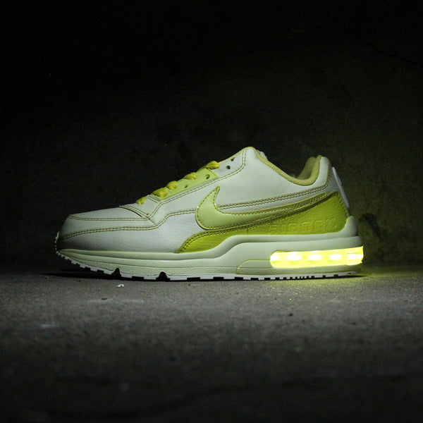 529385a7f664 YELLOW DIP-DYED NIKE AIR MAX LTD WITH LIGHTS