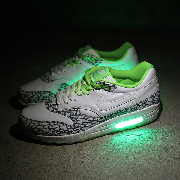 NIKE AIR MAX 1 PROJECT 12: LIME ELEPHANT