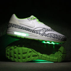 NIKE AIR MAX 1 PROJECT 12: LIME ELEPHANT - Evolved Footwear