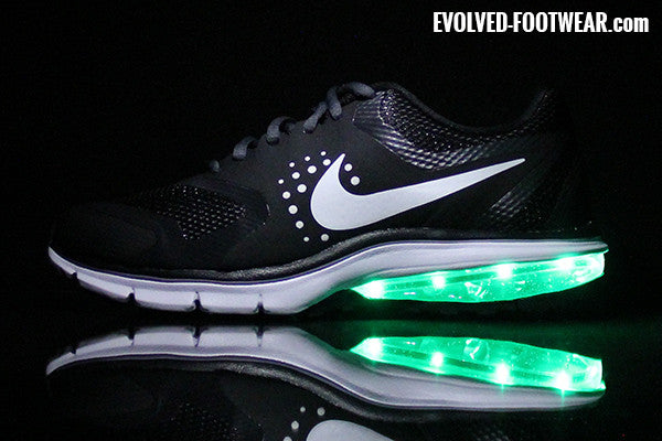 newest ece30 7e6b5 ... light up nike air max ltd shoes with continuous glow .. ...