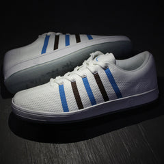 K-SWISS GARYVEE CLASSIC 88 KNIT 003 CLOUDS AND DIRT WITH LED LIGHTS - Evolved Footwear