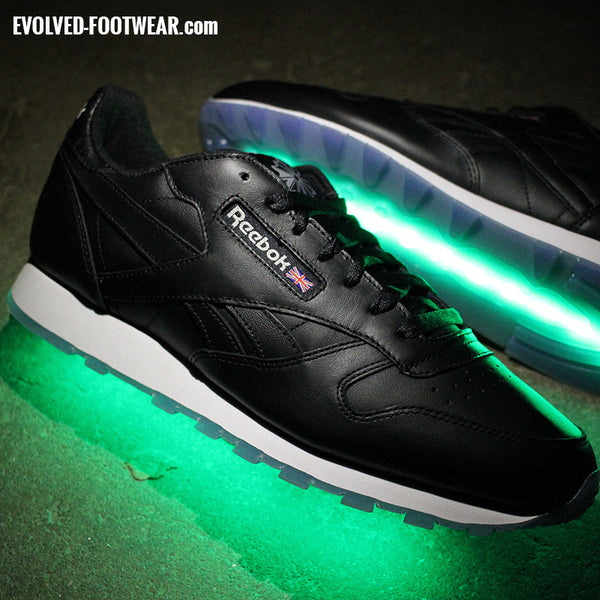 REEBOK CLASSIC ICE WITH LIGHT UP SHOES