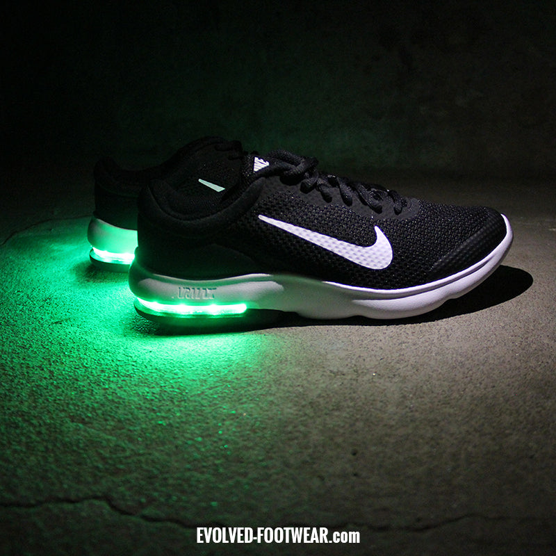 YOUTH NIKE AIR MAX ADVANTAGE WITH LIGHTS