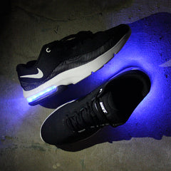 BLACK NIKE AIR MAX ADVANTAGE 2 WITH LIGHTS - Evolved Footwear