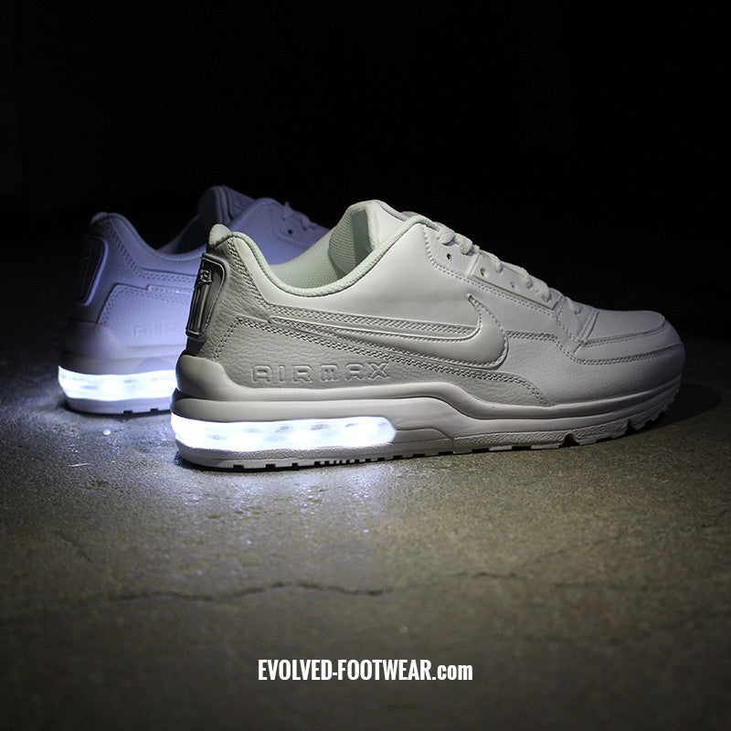 premium selection 1dd2e c91fa ... france mens all white nike air max ltd with led lights ec238 5cb0c