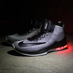 NIKE AIR MAX INFURIATE MID WITH LIGHTS