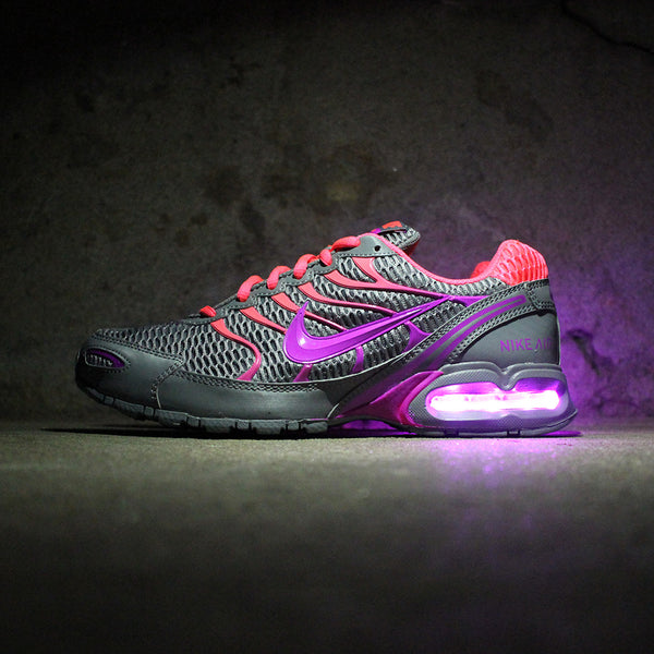 new product 6472e 4736d ... germany womens gray nike air max torch 4 with lights 01e88 b9207