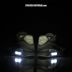 WOMENS NIKE AIR MAX 90 WITH WHITE LIGHTS