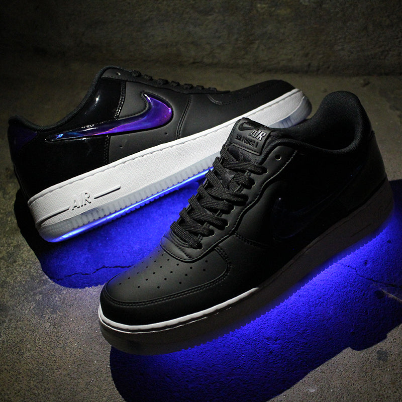 provide your own playstation nike air force 1 for light up customizati