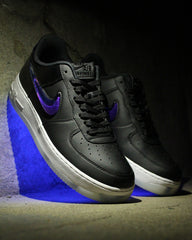 PROVIDE YOUR OWN PLAYSTATION NIKE AIR FORCE 1 FOR LIGHT UP CUSTOMIZATION - Evolved Footwear