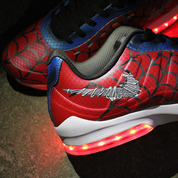 mens nike air max ltd with lights that flash as you step