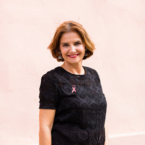 Dutzi Design supports the Breast Cancer Research Foundation