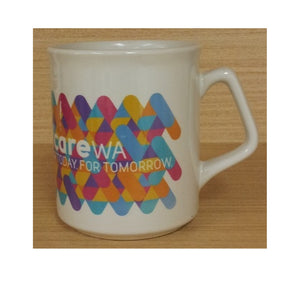 Flare Mug Sublimation 300ml - Promosmart Australia