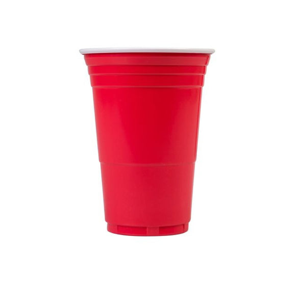 Disposable Cup Red 425ml