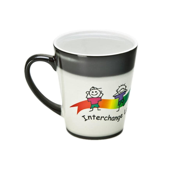 Vista Colour Change Mug 350ml